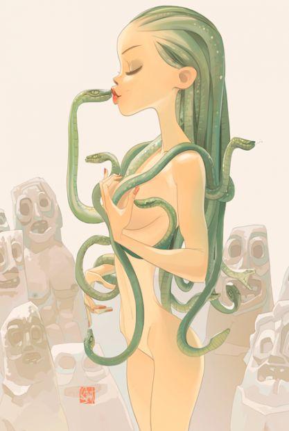 #Medusa