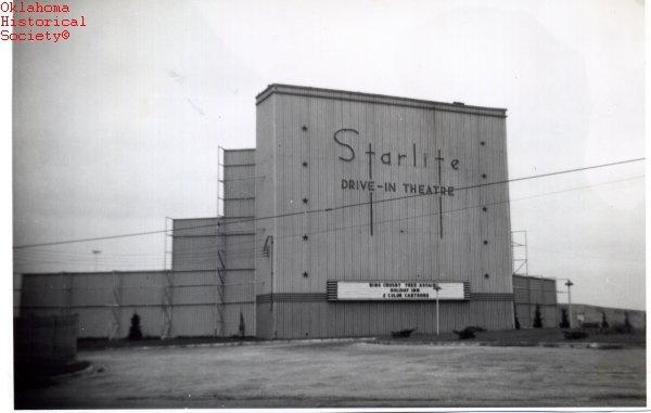Starlite Drive-In Theater | Shawnee, OK. | Pinterest | Theater