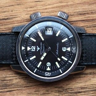 Worn&Wound: A VINTAGE COLLECTOR'S PERSPECTIVE ON THE LONGINES LEGEND DIVER REISSUE