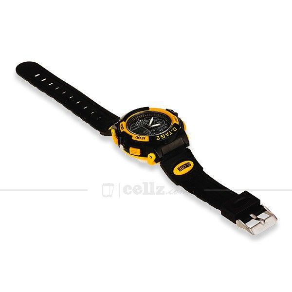 O.TAGE Waterproof Watch #Sport #Multifunctional Dual Time #Stopwatch #otage #cellz