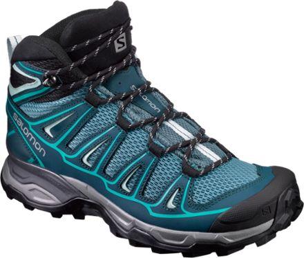 Salomon Women's X Ultra Mid Aero Hiking Boots