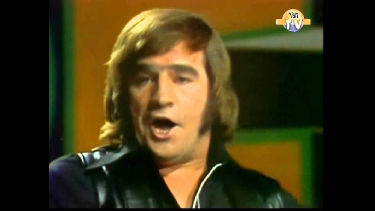 Joe Dolan - Lady in blue ( Rare Original Footage 1975 French TV Show)