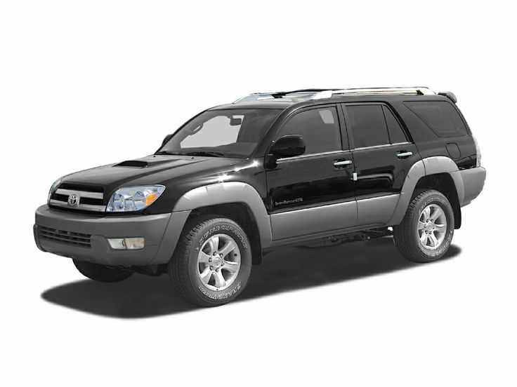 2005 #Toyota 4Runner