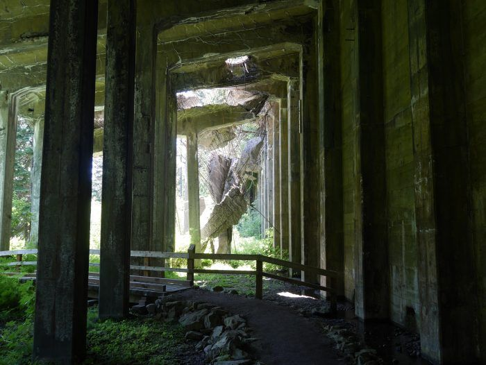 4. Iron Goat Trail-places to visit in Washington