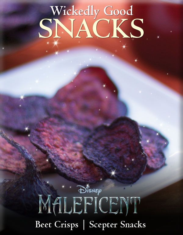 Wickedly Good Maleficent Snacks Recipes For Your Halloween Party! http://www.wdistudio.com/MAL/pnt/MAL_wickidSnacks.pdf