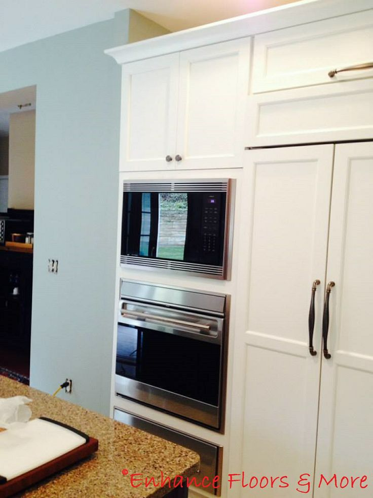 Recently finished kitchen remodel Products used