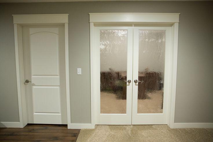 rain glass for pantry pocket door & 316 best Interior Doors images on Pinterest | Decorating ideas ...