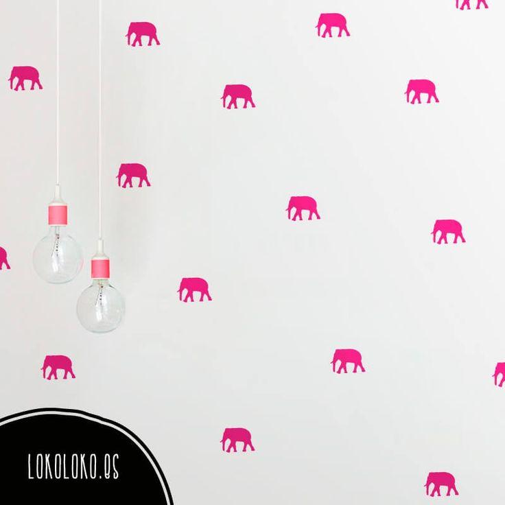 120 best diy packs vinilos decorativos images on pinterest elefantes pack 72 unidades envelopeelephant silhouettediy solutioingenieria Images
