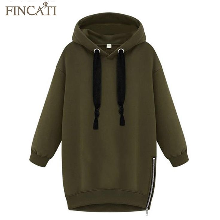 High Quality New Spring Women Lady Cotton Loose Hooded Jacket Thicken Velvet Long sleeve Sweatshirt Korean Style Hoodies 500g/pc