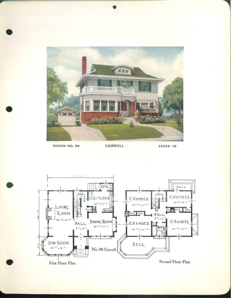 Architecture Houses Blueprints 64 best 1890-1930 american foursquare images on pinterest