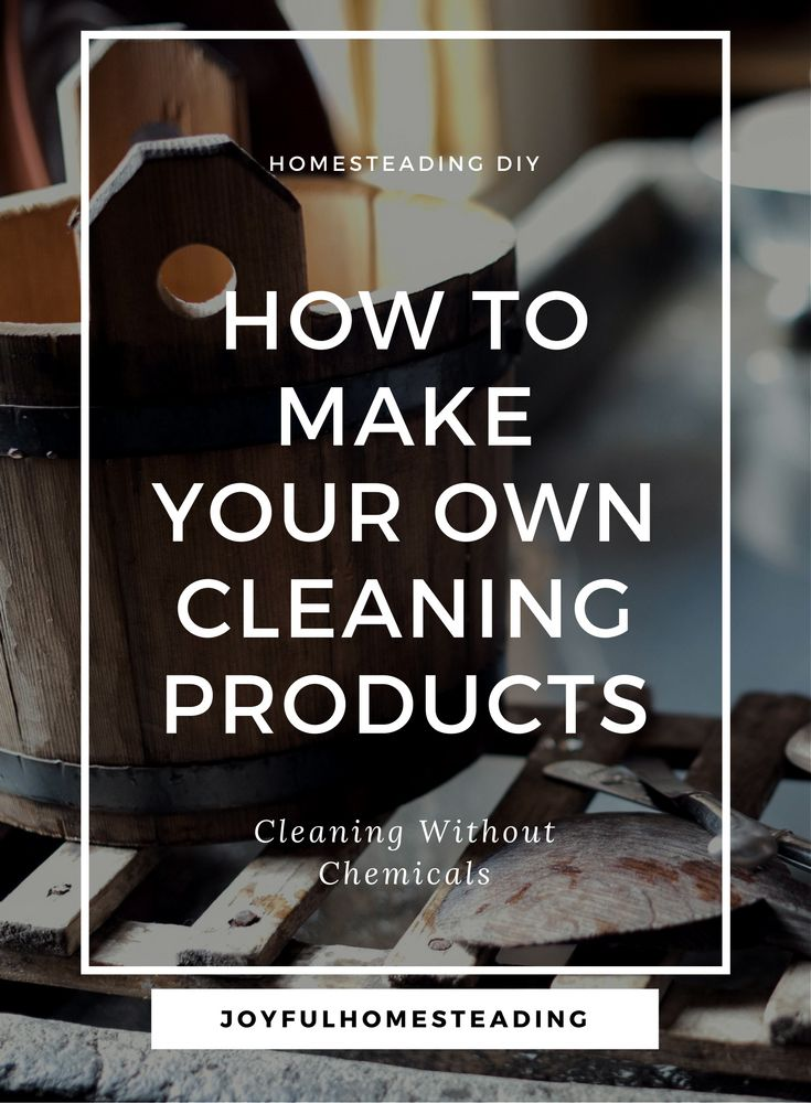 Homemade cleaner recipes help you make your own healthy, all natural homemade cleaners at home.