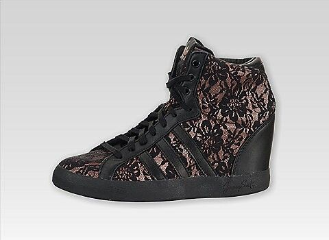 Adidas Jeremy Scott Lace Profi Wedge  #bestsneakersever.com #sneakers #shoes #adidas #jeremyscott #lace #profi #wedge #women #style #fashion