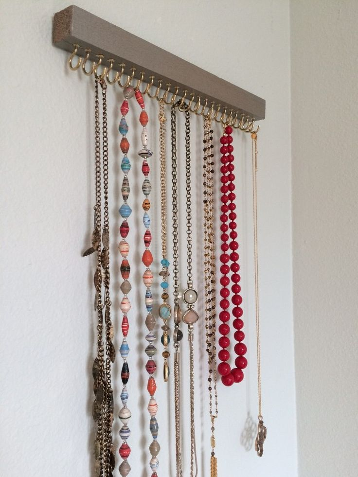 Diy Jewelry Holder Pinterest And
