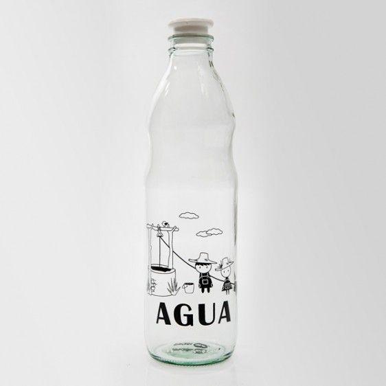 Botella Agua   Pick Me!