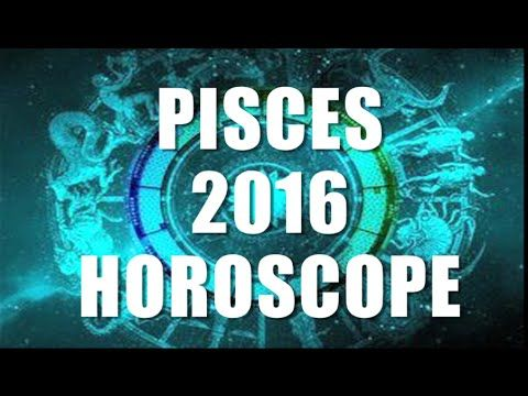 Pisces Horoscope 2016 feels that you will endeavor more to set larger monetary goals this year. Get detailed free Pisces Horoscope Predictions for 2016 online at Ganeshaspeaks.com