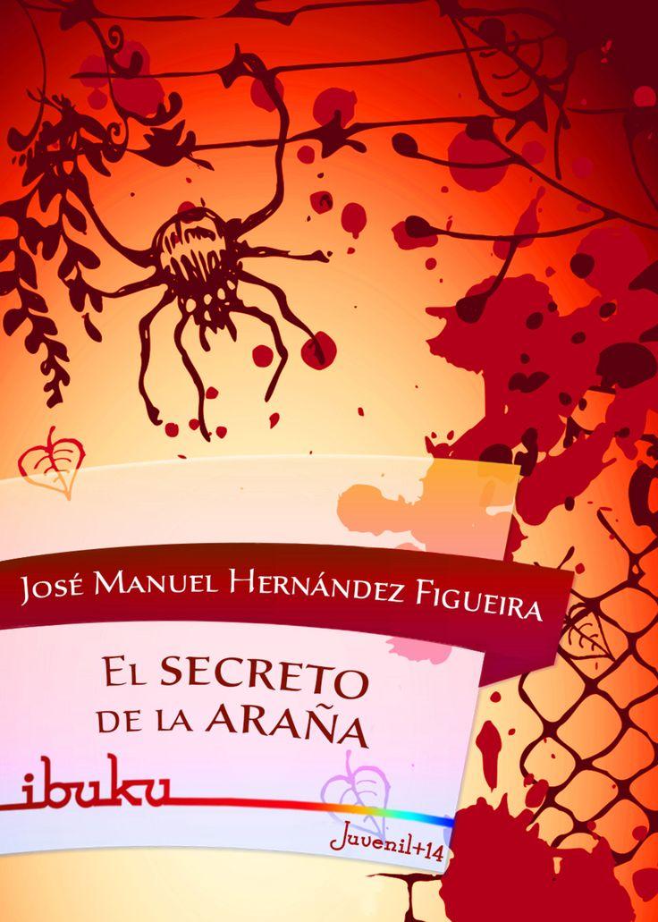 El #secreto de la araña, #JoséManuelHernándezFigueira #ibuku #novela #literaria #LIJ #YA #Fiction #teenager Manu, es un #adolescente normal cuyos padres lo envían a un internado porque, al destacar en ciencias puras, ha llamado la atención de los directores, que le auguran un brillante porvenir allí, si se le controla la incipiente #esquizofrenia. Comparte habitación con Martín, un genio de la informática que diseña un juego de ordenador.