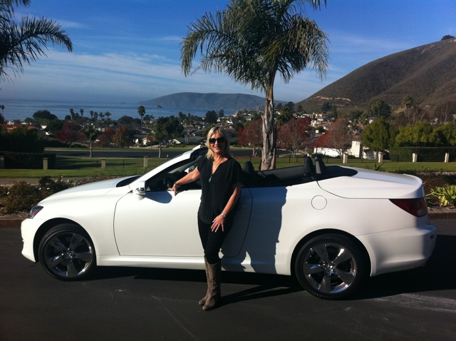 Congrats to Sue, for earning her Lexus bonus from Nerium!