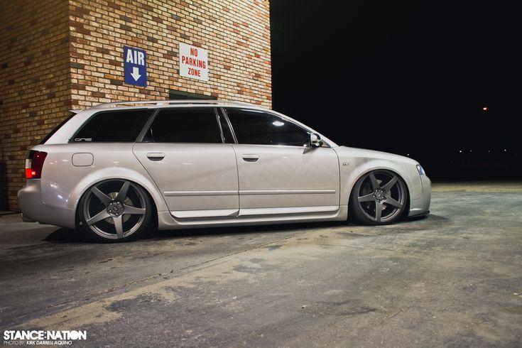 Audi A4 1 8tqm Amp Audi S4 Avant 4 2 Liter V8 Quattro