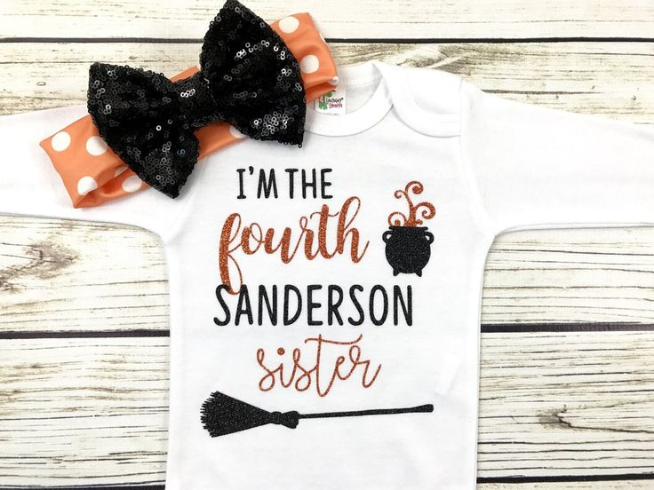 {I'm The Fourth Sanderson Sister}