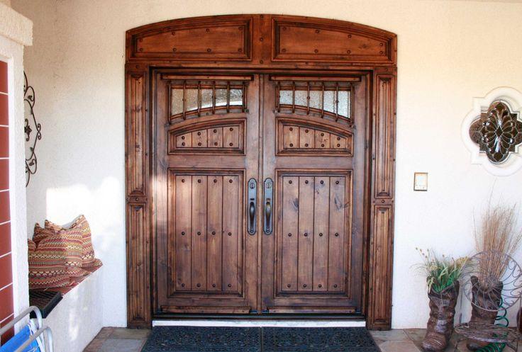 Rustic Exterior Door Hardware