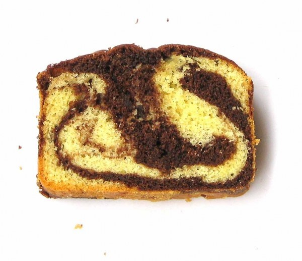 Rum-Scented Marble Cake | Cakes | Pinterest