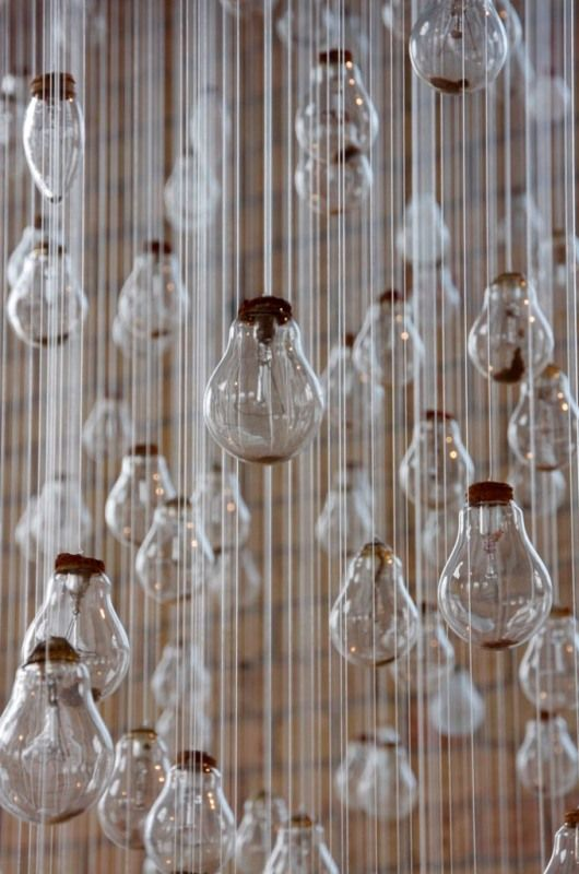 Hundreds of Floating Light Bulbs Fill a Historic UK Dockyard - My Modern Metropolis