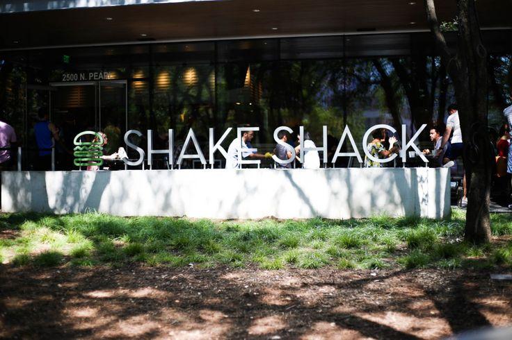 Shake Shack Dallas - a pearl kind of girl