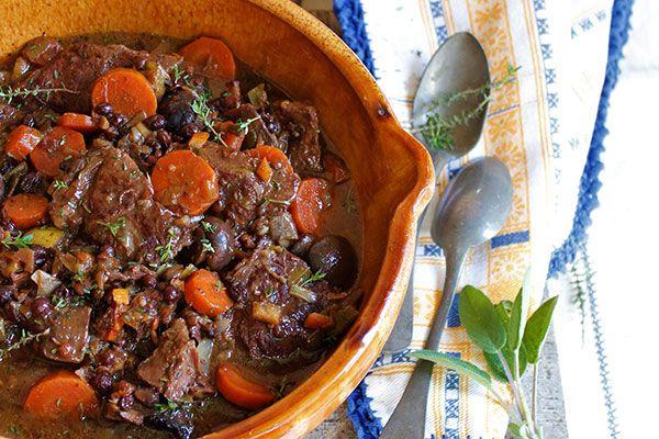 Beef daube – Recipes – Bite