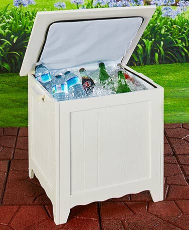 17 Best ideas about Wooden Ice Chest on Pinterest | Ice