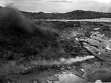 チューク諸島 トラック島空襲(1944年- Wikipedia
