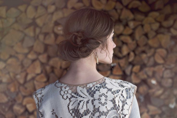 """Get the """"Poetry in Motion"""" Look With This Elegant Updo Tutorial."""