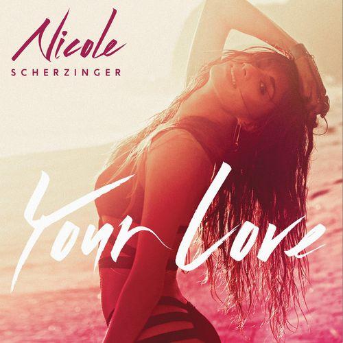 Nicole Scherzinger - Your Love  Nicole is wearing Moeva Russell Monokini on her single cover