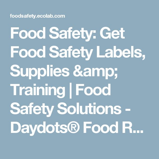 Best 25+ Food safety training ideas on Pinterest Kitchen hygiene - food handlers answers