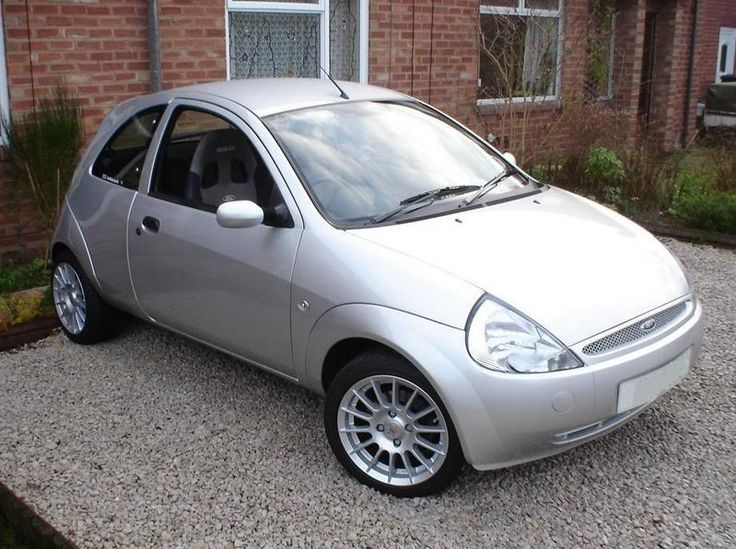 ford ka mk1 - Google Search