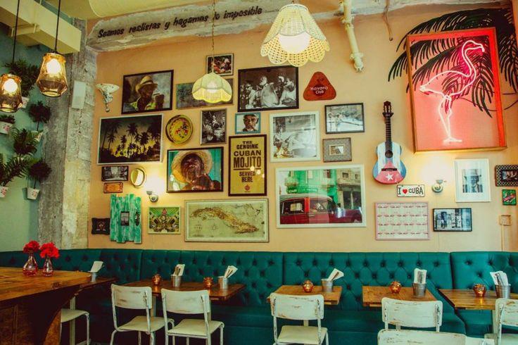 On vous parle du restaurant-café-bar La Habanera qui a ouvert cette semaine en plein cœur du Centre-Ville de Montréal et qui vous transporte à Cuba.