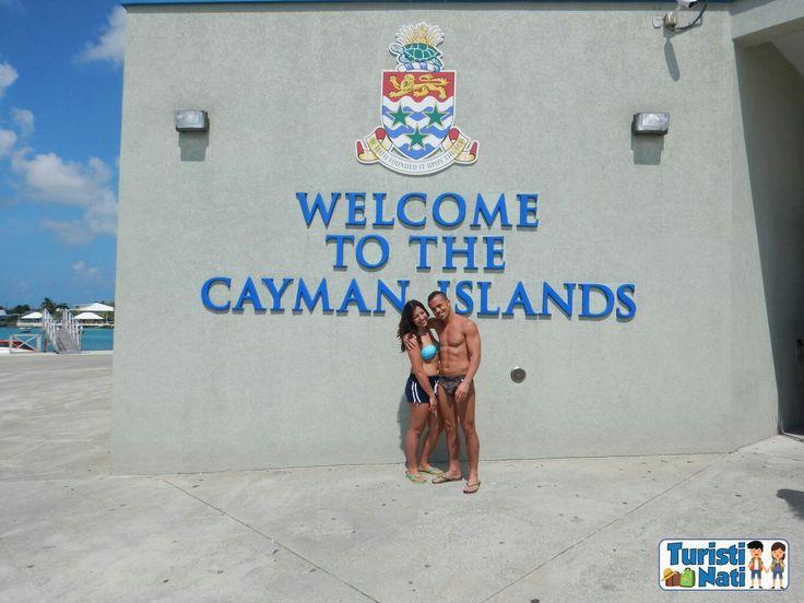 Benvenuti alle Isole Cayman🏝