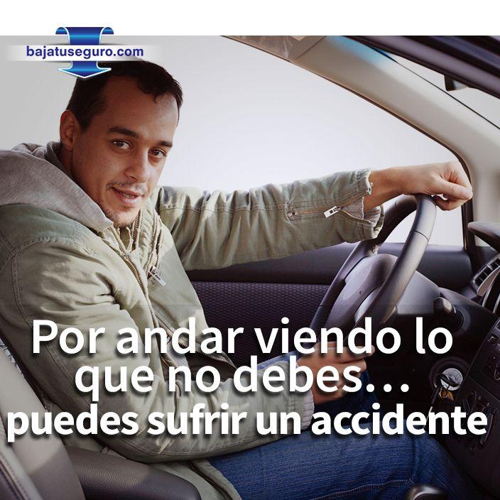 ¡Asegúrate con nosotros! Cotiza tu seguro de auto en http://tumejorpoliza.com