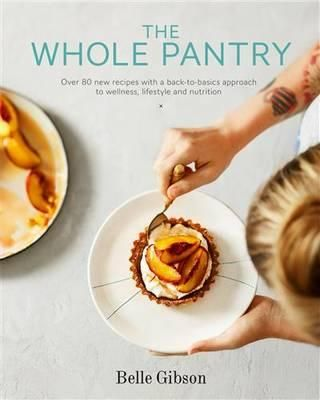 The Whole Pantry : Love the Ap. Get the Book! Over 80 new recipes with a back-to-basics approach to wellness, lifestyle and nutrition - Belle Gibson.   Best Cookbooks of 2014, a foodies review and buyers guide. Jamie Oliver, Pete Evans, Sarah Wilson, Mimi Spencer, Janella Purcell, Stephanie Alexander, Donna Hay, Whole Foods Simply....  Click here for the full run down http://www.eatraiselove.com/love/cookbook-gift-guide-2014/
