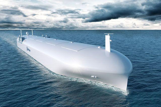 Tecnoneo: Rolls-Royce Holdings diseña los buques de carga sin tripulación del Futuro