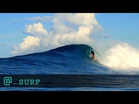Best S U R F V I D E O S Images On Pinterest Surfing Big - Guys sets himself on fire before surfing a huge wave