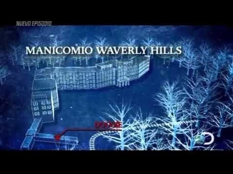 A la caza de fantasmas Discovery Channel - Sanatorio de Waverly Hills - YouTube