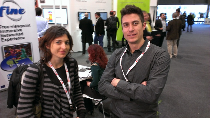 ASKS was presented at Mobile World Congress 2013