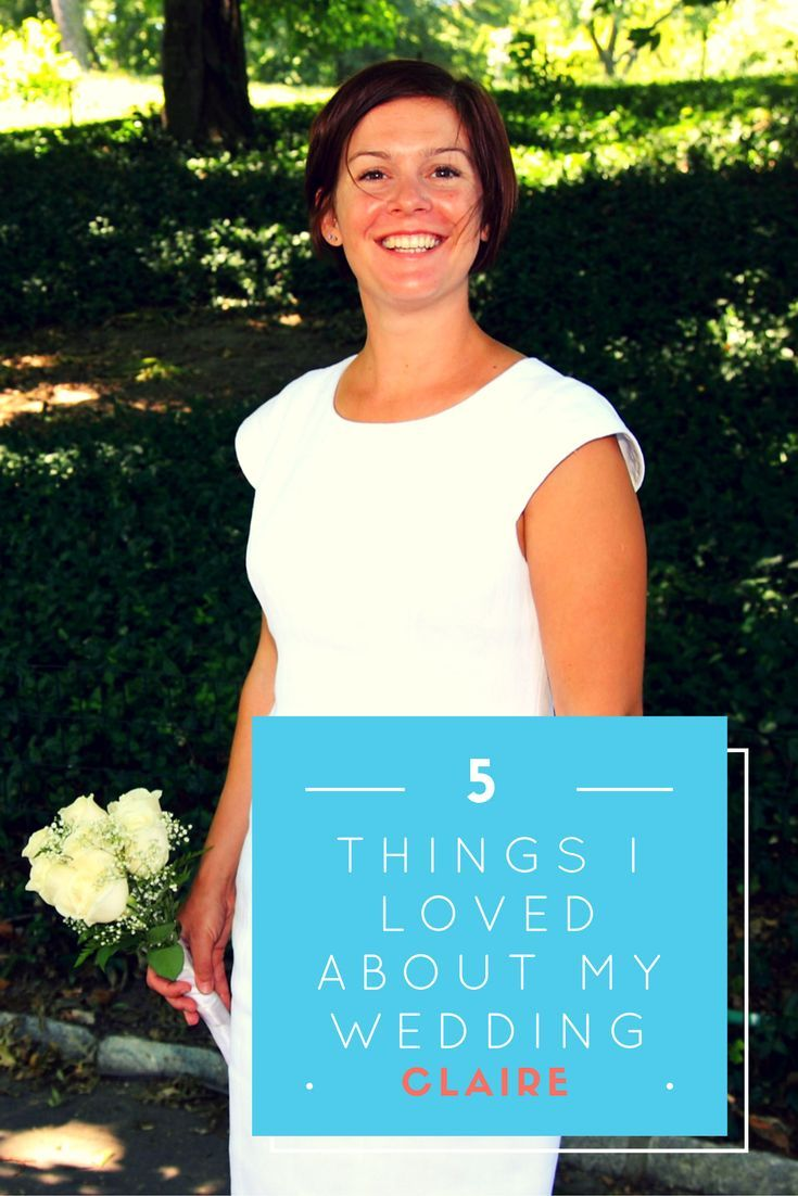 Five Things I Loved About My Wedding - Claire - Ladies' Pavilion, Central Park, New York