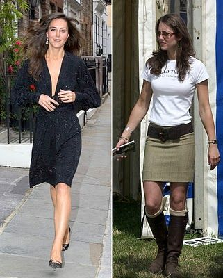 Kate Middleton's Pre-Wedding Diet Plan. I think she looks better on the right! However, after reading the plan, it's totally doable and healthy. It Would definitely be something to try if need to loose weight.