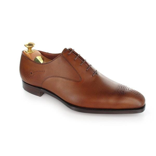 Crockett & Jones Rosemoor Tan Antique Calf