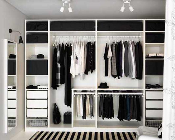 les 25 meilleures id es concernant kit dressing brico. Black Bedroom Furniture Sets. Home Design Ideas