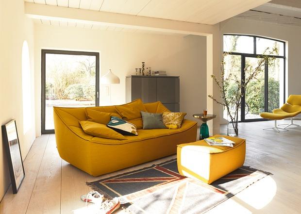 192 besten Schöner wohnen Bilder auf Pinterest Wohnideen, Deko - wohnzimmer grau orange
