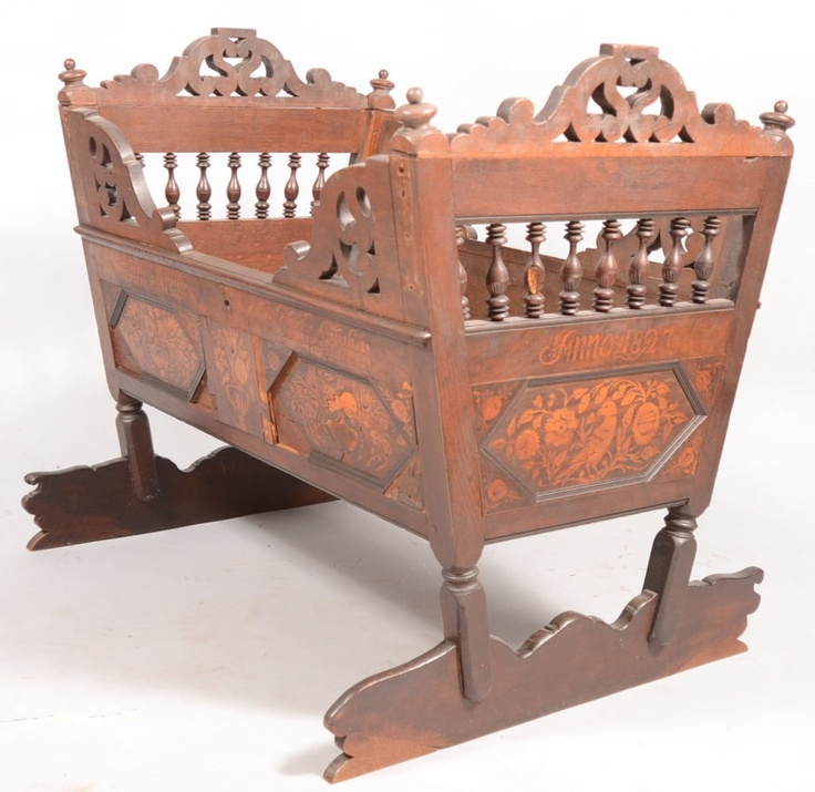 wood pickup baby cradle convertible for white r casablanca only us image babies crib toys antique of cribs