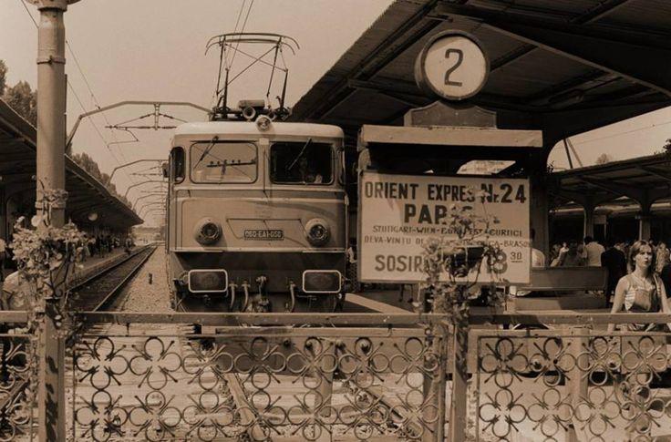 Imagini vechi cu trenuri CFR - Pagina 71