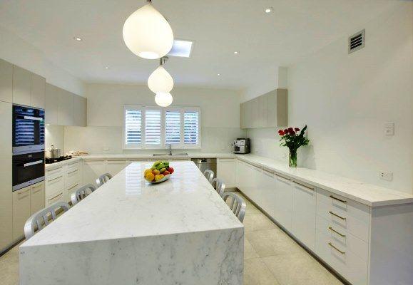 Designer Russell Henderson WIlliamstown Kitchen